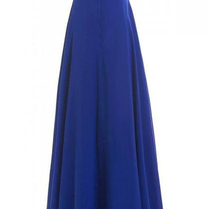 Formal Dress, Prom Gown,Royal blue ..