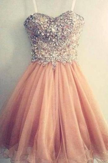 Beading Homecoming Dress,Sexy Party Dress,Charming Homecoming Dress,Graduation Dress,Homecoming Dress
