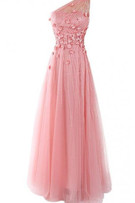 New sexy High Quality Prom Dress,A-Line Prom Dress,Chiffon Prom Dress,One-Shoulder Prom Dress Formal Women Dress,Prom Dress, Formal Gowns, Prom Dress,Formal Gowns Plus Size, Cocktail Dresses, formal dresses,Wedding guests dresses