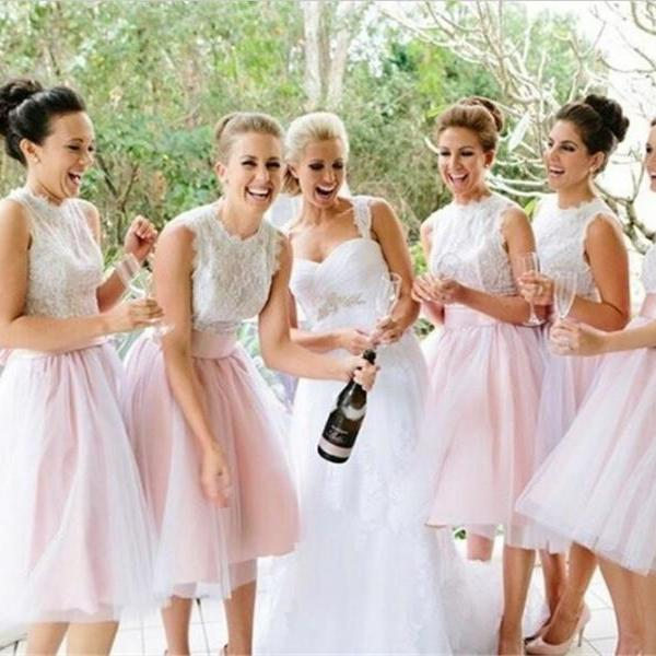 Prom Dress,Lace Prom Dress,Illusion Prom Dress,Fashion Bridesmaid Dress,Sexy Party Dress, New Style Evening Dress
